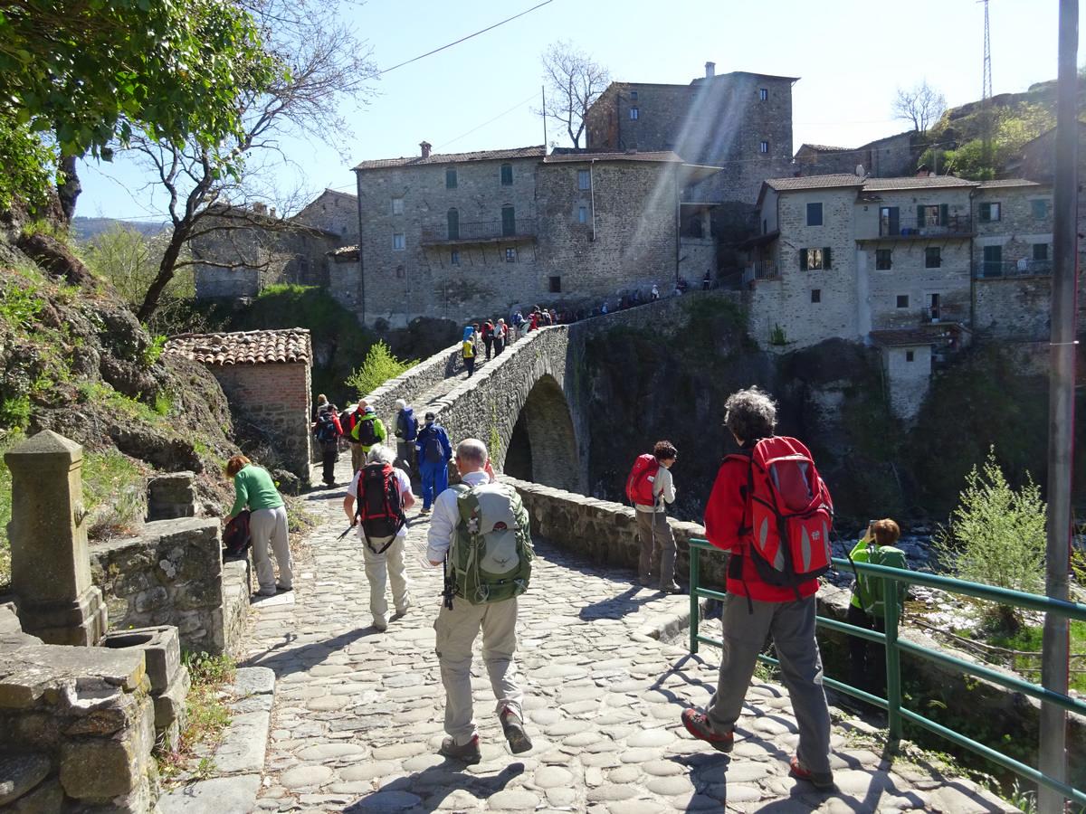 ponte di S. Michele, Piazza al Serchio, Garfagnana