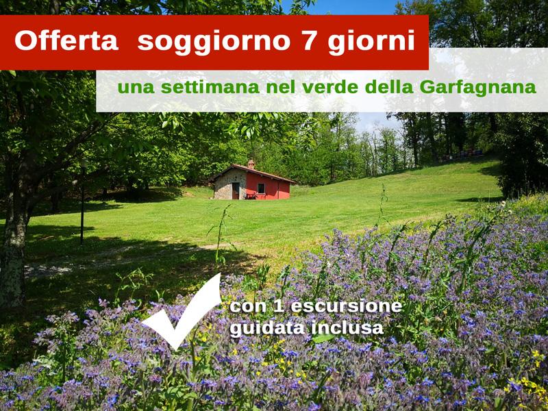 7 giorni nella verde Garfagnana